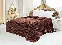 Красивый плед-одеяло евро-размера