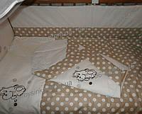 Одеялко-конверт-плед для выписки новорожденного