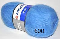 Angora Ram 40% мохер, 60% акрил