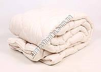 Двуспальное одеяло микрофибра/шерсть 002