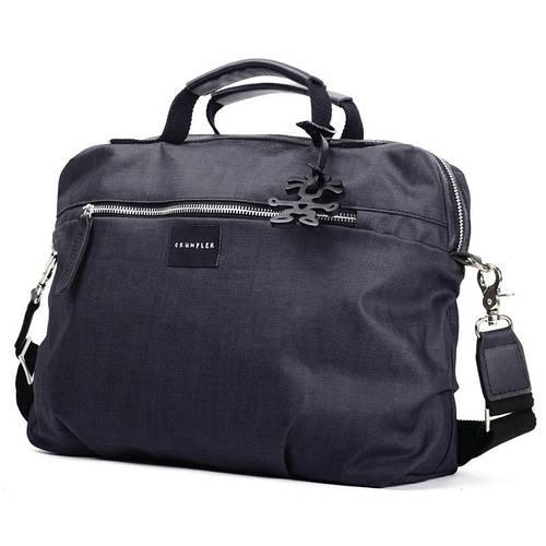 """Особенная сумка для ноутбука 13"""" 7 л.BETTY BLUE BUSINESS TABLET Crumpler BEBBT-002 темно-синий"""