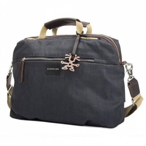 """Особенная сумка для ноутбука 13"""" 7 л. BETTY BLUE BUSINESS TABLET Crumpler BEBBT-001 темно-синий"""