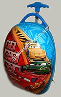 """Детский чемодан дорожный на колесах """"Josef Otten"""" Тачки, 520255"""