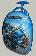 """Детский чемодан дорожный на колесах """"Josef Otten"""" Transformers-2, 520264"""