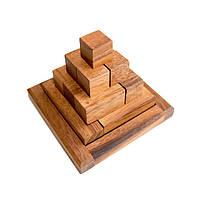 Деревянная головоломка Пагода