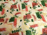 Шерстяное двухспальное одеяло