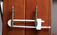 Универсальный навесной замок для створчатых дверей.
