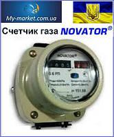"Счетчик газа ""Novator"" РЛ 4"