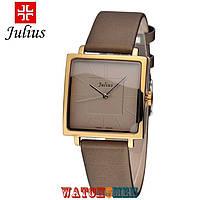 Женские наручные часы Julius Unisex Fashion JA-354 Brown
