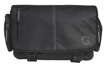 Прочная сумка для видео/фото Golla CAM BAG L Riley PVC/ polyester (black) G1365 черный