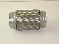 Гофра системы выпуска (60х150мм) на Фольксваген ЛТ 28-46 1996-2006 AsMet (Германия) ASM60X150