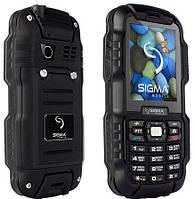 Телефон Sigma X-treme DZ67 Travel Black, фото 1