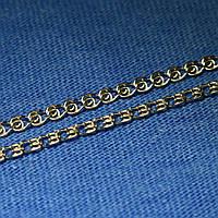 Женская серебряная цепочка Лав 45 см C-016