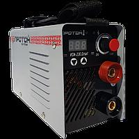 Инверторный сварочный аппарат ПРОТОН ИСА-220 Smart