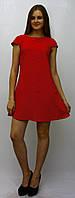 Модное красное платье оптом и в розницу