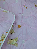 Одеяло детское 100*140 Летнее синтепон