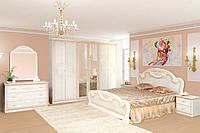 Спальня 6Д Опера роза лак (Світ Меблів TM)
