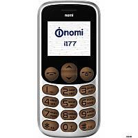 Мобильный телефон Nomi i177 Metal Brown