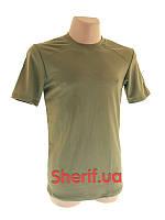 Футболки мужские армейские камуфляж Olive CoolMax 8058