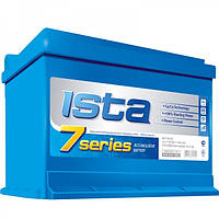 Автомобильный аккумулятор Ista 6CT-60 Aз 7 Series 600A