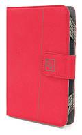 """Долговечный чехол для девайса Tucano Facile Stand Tablet 7"""" Red TAB-FA7-R красный"""