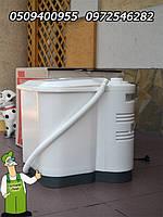 """Компактная переносная стиралка """"АГАТ""""  (стиральная машина Малютка) отличный помощник для вашей семьи"""