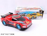 Машинка для мальчиков Gamest Didai 3D свет, звук (LD-104A)