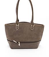 Классическая стильная женская сумка  Б/Н art.166