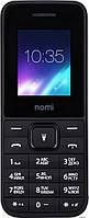 Мобильный телефон Nomi i182 Black, фото 1