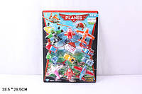 Набор Тачки Planes Инерционные машинки для детей (399-31H)