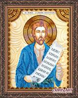 Набор для вышивания бисером Икона Святой Симеон (Семён) АА-126