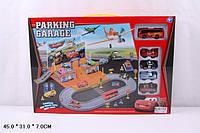 Детская парковка Тачки с машинами (P0499)