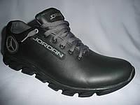 Кроссовки осенние Jordan(джордан), черный.