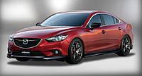 Защита двигателя и КПП Мазда 6  с 2013- Mazda 6