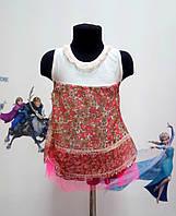 Платье, очень модное, для наших малышей.