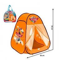 Игровая палатка для детей 816 Летачки, 80*80*90см, выход, москитная сетка, унисекс
