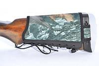Патронташ на приклад на 6 патронов 7,62 нарезные Премиум