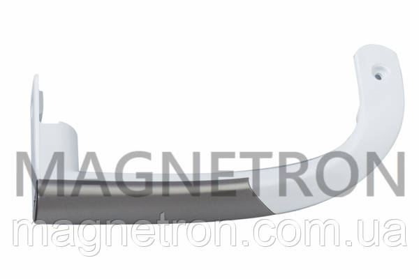 Ручка двери верхняя (с накладкой) холодильника Beko 4326391000, фото 2