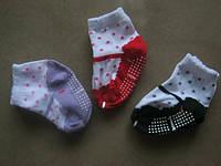 Носочки для девочки с тормозами