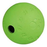 Trixie ТХ-34941 мяч-кормушка для лакомств DOG ACTIVITY 7см, фото 1