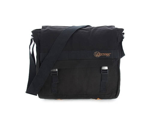 "Сдержанная сумка для ноутбука 15"" 20 л. Claster Eastpak EK11A56G черный"
