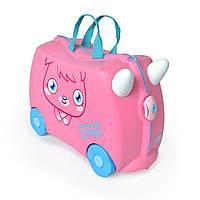 Детские чемоданы на колесах Trunki Moshi Poppet