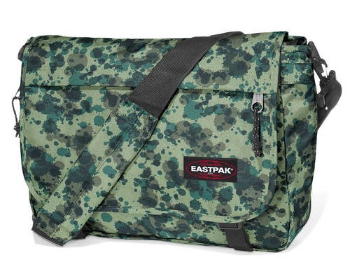 Красивая  городская сумка 20 л. Delegate Eastpak EK07614H зеленый