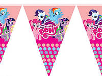 Гирлянда для праздника в стиле Мои Маленькие Пони