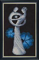Набор для вышивки крестом Золотое Руно ЛЖ-001 Рождение