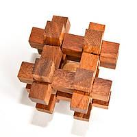Деревянная головоломка Шар в крепости
