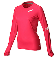 Base Elite LS W Pink женский лонгслив для бега