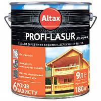 Altax PROFI-LASUR для деревени з воском 9л