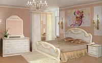 Спальня 3Д Опера роза лак (Світ Меблів TM)