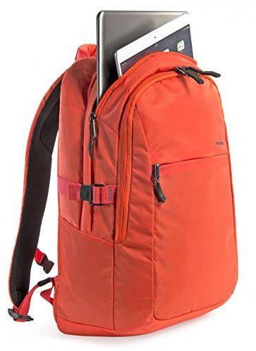 """Универсальный рюкзак с отделением для гаджетов 15,6"""" Tucano Livello Up Orange BKLIVU-O оранжевый"""